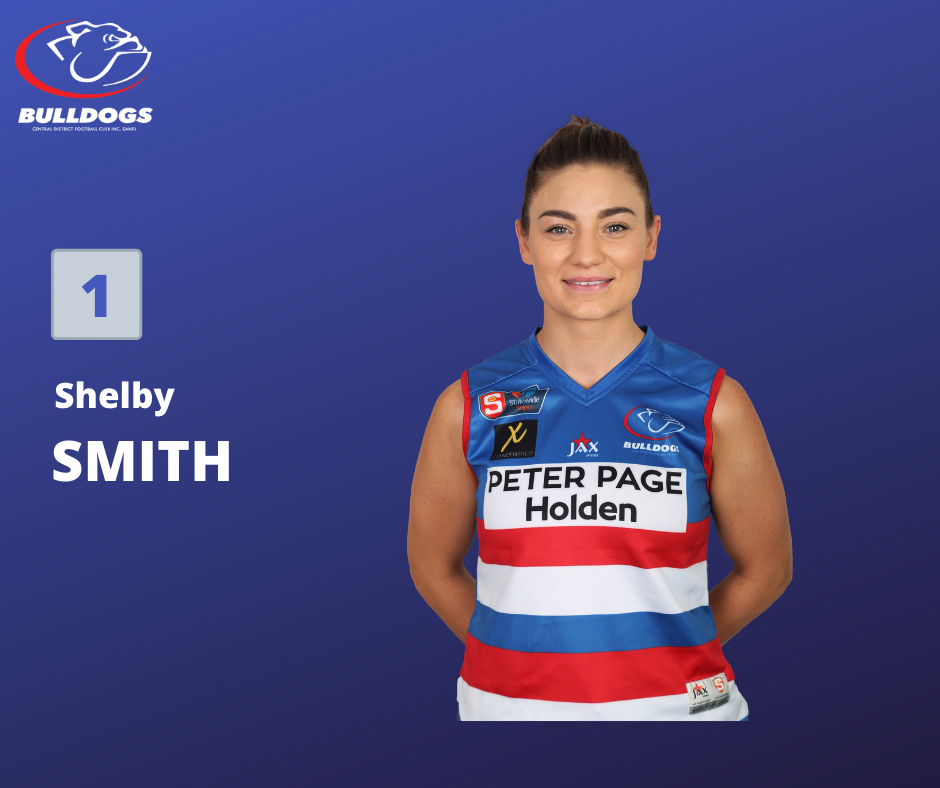 #1 Shelby Smith