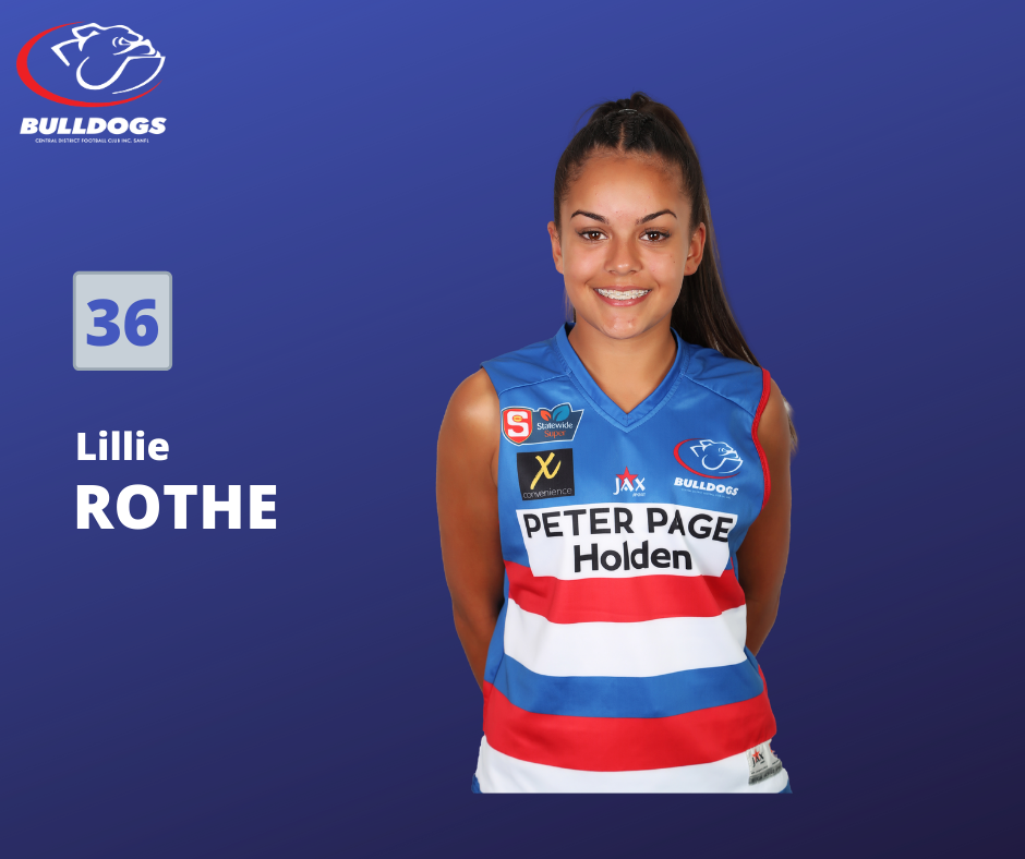 #36 Lillie Rothe